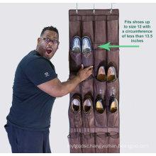 Shoe Organizer Over The Door