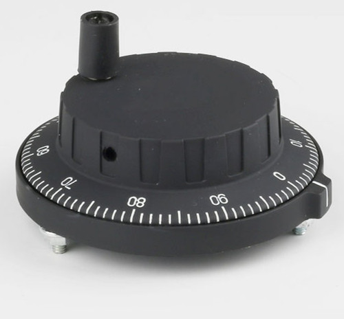CNC handwheel mpg