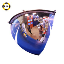 32inch quarter dome mirror 1/4dome 90 degree excellent visbility traffic safety large angle