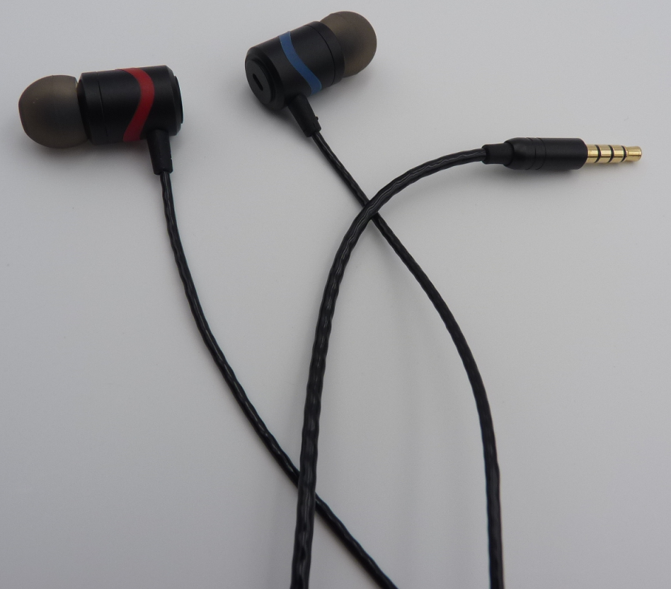 Earphone for iPhone Android Smartphones