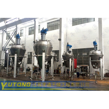 Pharmaceutical Ribbon Vacuum Drying Machine
