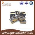 Hochwertige Wolframkarbideinsätze für Aluminiumschneiden