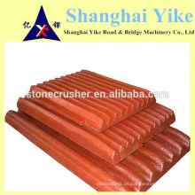 Hervorragende Qualität Bereich Backenplatte für chinesische Marke Backenbrecher