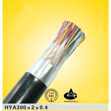 200 Pair Catagory 3 Telephone Cable for Outdoor Telecommunication