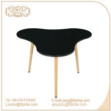 Mesa de comedor de los PP de las piernas de madera de la buena calidad de China