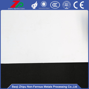 99,95% Purity ASTM B 708 Tantalum Sheet