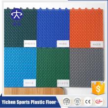 terrain de volleyball / couverture de tennis / patinage à roulettes