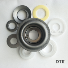 DTII Roller End Cap y sellos de laberinto