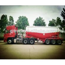 40CBM Dongfeng en vrac ciment camion / ciment poudre camion / en vrac poudre camion / ciment transport camion / ciment réservoir remorque