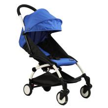 Luxo Pequena Dimensão Fácil Folding Baby Mom Perna Pram Para Venda