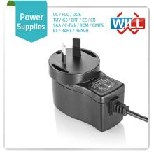 Zf120a-1203000 12v 24v 0.75a adaptador de corriente alterna dc