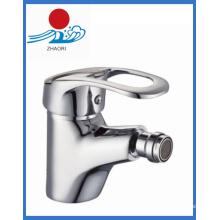 Solo manija mezclador de bidé grifo de agua de latón (zr21710)