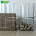 Standard Galvanized Rock Wall Gabion Box Cage