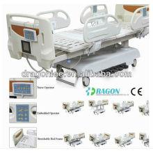 Équipement d'allaitement DW-BD002 Lit d'hôpital électrique multifonction