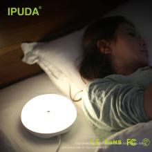 Morden führte Schlafzimmer Nachttischlampe Sensor Hotel Bett Leselampe mit CE FCC ROSH