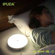 Морден светодиодов спальня Лампа датчика отель кровать прикроватные лампы для чтения с FCC Рош