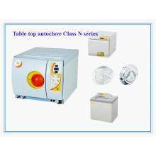 Bioautoclave Mesa Autoclave Clase N Serie