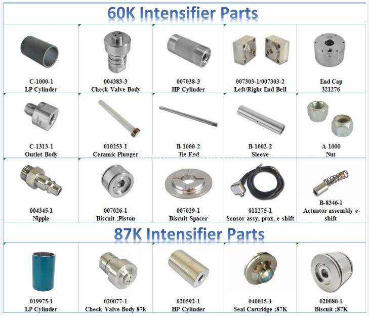 60k Pump Parts