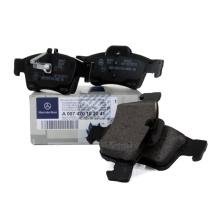 For benz Original brake pads A0004203700 for benz C63/S63 AMG/AMG S 2016- rear brake pads front brake pads making machine