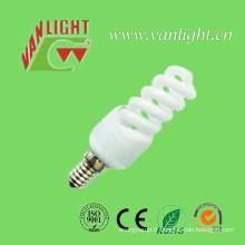 11W E14/E27 spirale complet ampoule économie d'énergie lampes CFL RoHS