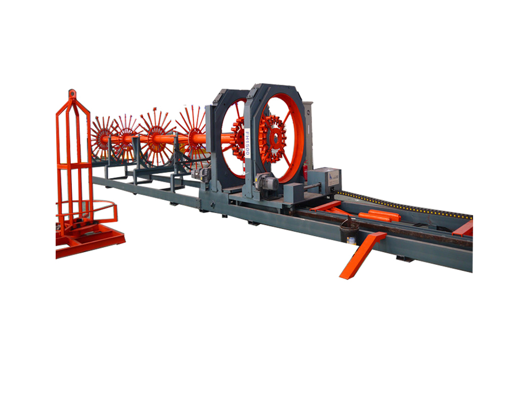 Rebar Cage Making Machine