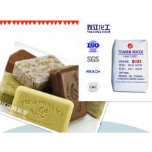 Soap Grade TiO2 Titanium Dioxide (B101)