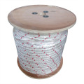 Durable and Wear Resistant Braided PP Polyester Mooring Rope