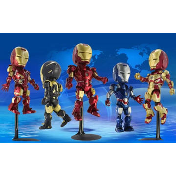 Christmas Gift Customized PVC Action Figure Doll Toys Advertising