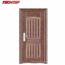 TPS-042A Conception de porte en acier inoxydable de haute qualité fabriquée en Chine