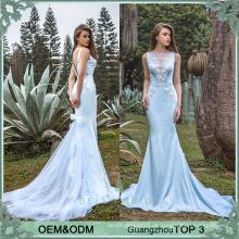 Schöne lange Kittel Vestidos de Fiesta Abendkleid Sheath Party Kleider Abend tragen Satin Kleid