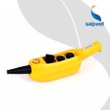 Saipwell OEM ODM Подвесная кнопочная станция IP65 Кнопочный выключатель вкл. Выкл.