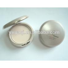 maquiagem define embalagem de caso pó compacto pó compacto