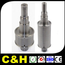 High Precision Stainless Steel Parts CNC Machining Turning