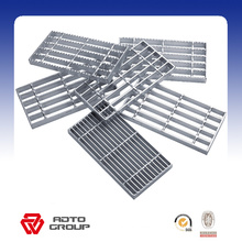 High Quality/Customized /Stair Treads Made of Steel Grating