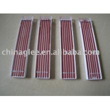 mina de lápiz, 2,0 mm color rojo
