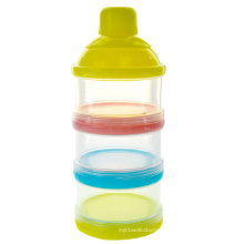 baby food baby snacks milk powder container portable dispenser independent layers
