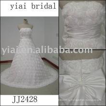 2011 самый последний потрясающий новый реальный прибытия высокого качества кристалл камни мяч stylerystal украшенные свадебные платья 2011 JJ2428