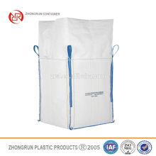 Bolso de haba de café estupendo de los sacos del bajo costo, bolso grande 200kg con precio de fábrica en Hebei