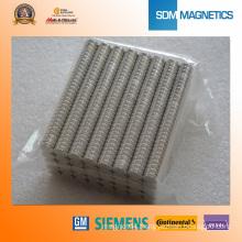 N35sh D4.4X6mm Neodymium Sensor Magnets for Sw