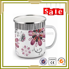 enamel drinkware antique hammered moscow mule mug for drinking