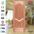 JHK-003 Espesor 3mm Paneles Especiales 3 + 1 Proyecto de Apartamento EV- Panel de Puerta de Madera Elipse
