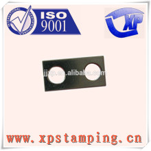 China placa de conector personalizado para peças de estampagem de metal