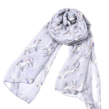 High printed quality hijab women fashion arabic voile cotton long size party hijab wholesale scarf usa