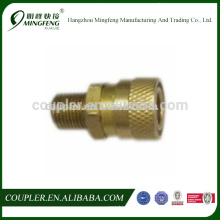 "Hydraulic Brass QuickCoupler 1/8""BSP"