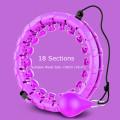 Melors Hula Hoop 18er Sets Pink
