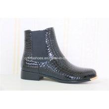 Neueste elastische Casual European Lady Ankle Boot