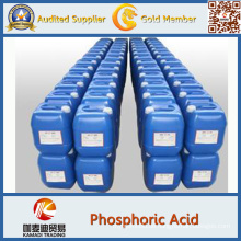 CAS Nr. 7664-38-2 Industriequalität flüssige Phosphorsäure 85%
