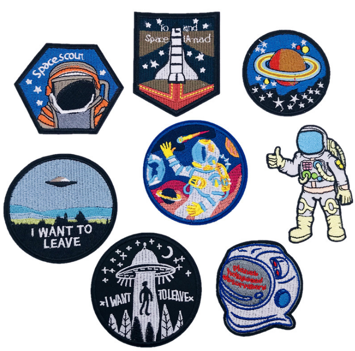 Patches Cartoon Embroidery
