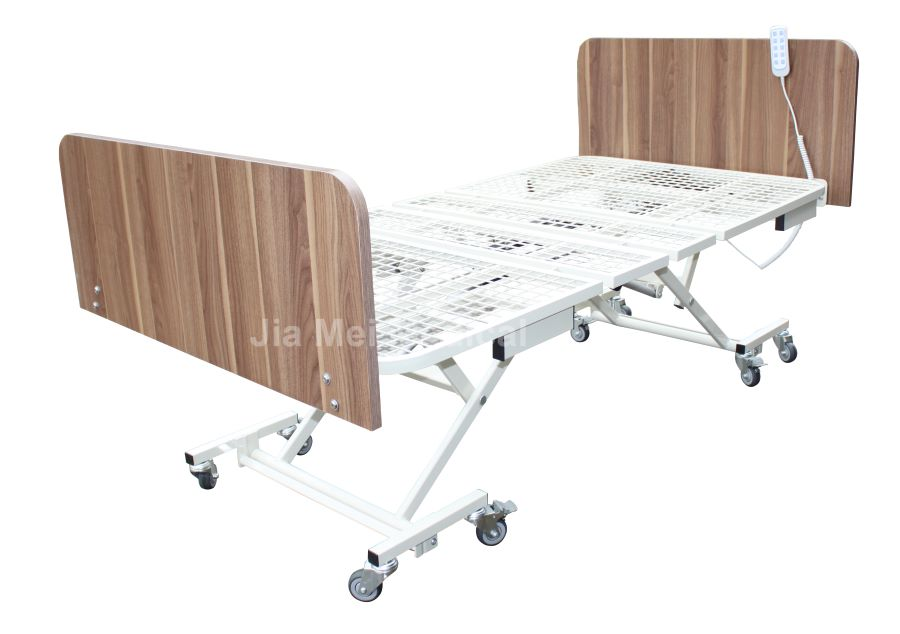 Low Height Nursing Home Bed