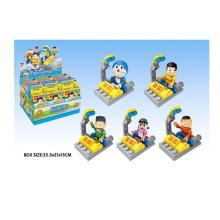 DIY развивающие игрушки Детские строительные блоки (H8380010)